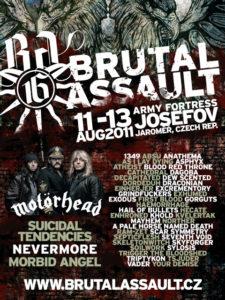 brutal-assault-2011-lineup